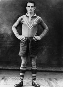 Australian Rugby League Hall of Fame Clive Churchill