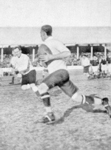 Australian Rugby League Hall of Fame Dally Messenger