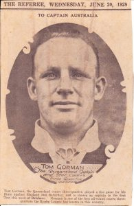 Best Centres Rugby League Players Tom Gorman
