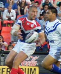 Best French Rugby League Players Jerome Guisset