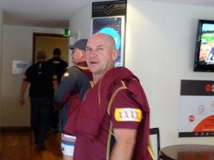 Best NRL halfback ever Allan Langer