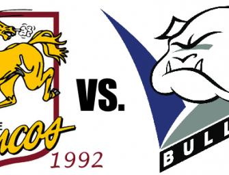 Fantasy Match: Brisbane Broncos (1992) vs. Canterbury-Bankstown Bulldogs (2004)