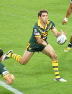 Cameron Smith Rugby League