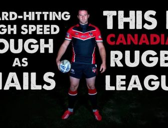 Q & A with Paul O'Keefe (Canada Rugby League)