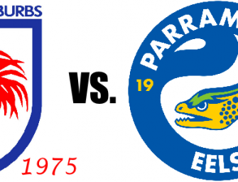 Fantasy Match: Eastern Suburbs Roosters (1975) vs. Parramatta Eels (1982)