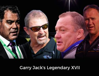Garry Jack's Legendary XVII