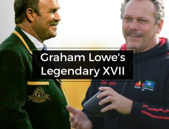 Graham Lowe's Legendary XVII