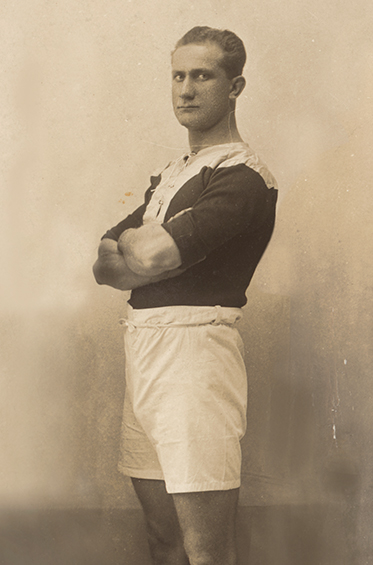Greatest Pre-War rugby league players Frank Burge