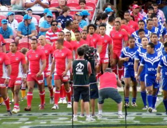 International Rugby League Must Take Center Stage