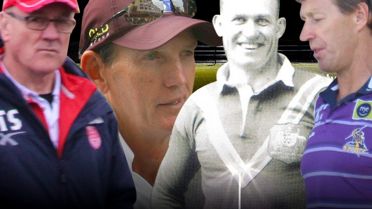 The 10 Most Successful Coaches in Australian Rugby League