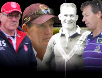 The 10 Most Successful Coaches in Australian Rugby League History
