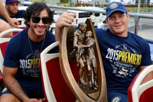 North Queensland Cowboys Greatest Team Best Players