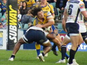 Parramatta Eels Greatest Team All Time Nathan Hindmarsh
