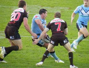 Paul Gallen Best NRL forwards