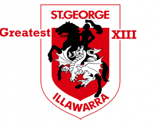 St George Illawarra Dragons: All-Time Greatest XIII