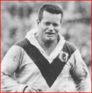 Ken Kearney - St George Illawarra Greatest XIII 13 Team
