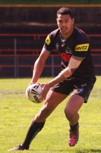 Waqa Blake Fiji Rugby League